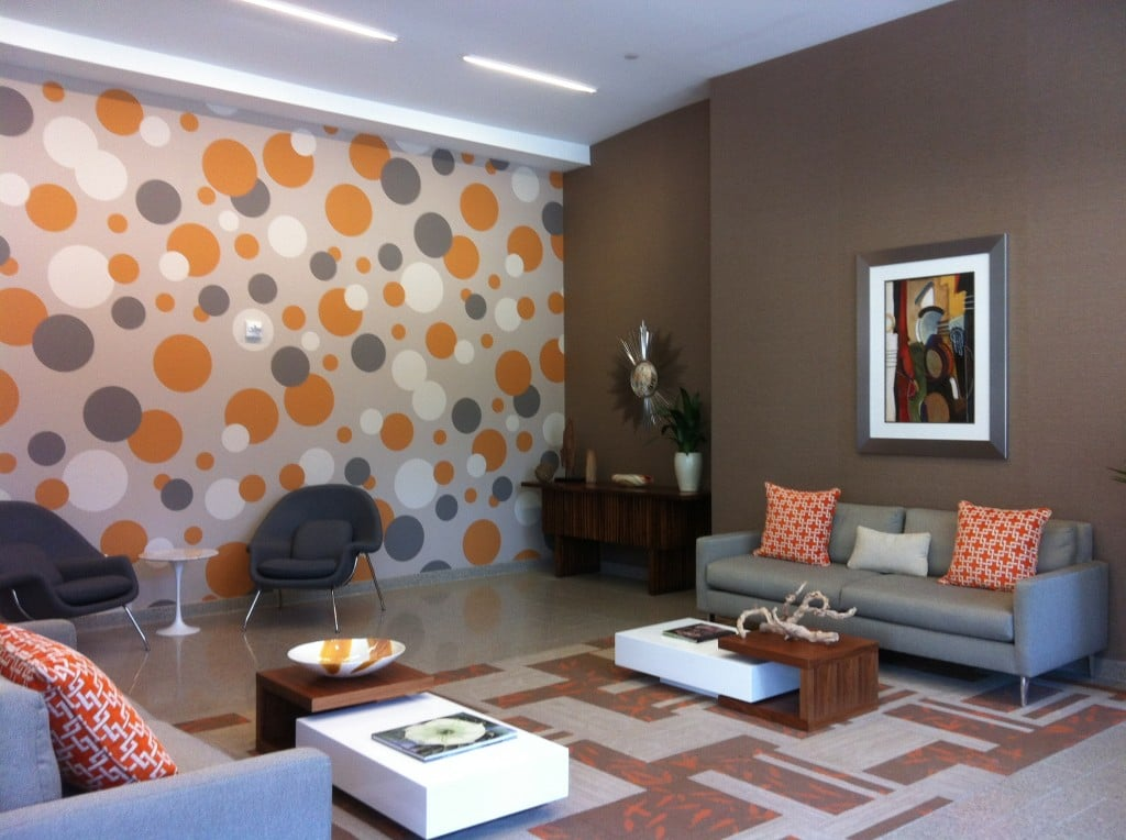 Houston House Lobby