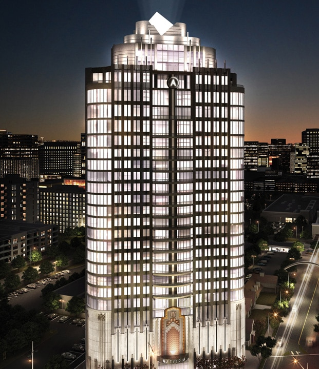 High Rise Apartments: Houston Luxury Apartments By MK