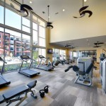 Axis   Apartments for Rent Gym