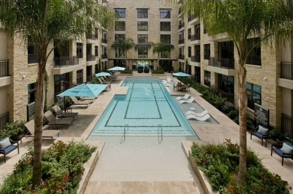 Broadstone Post Oak Pool 1