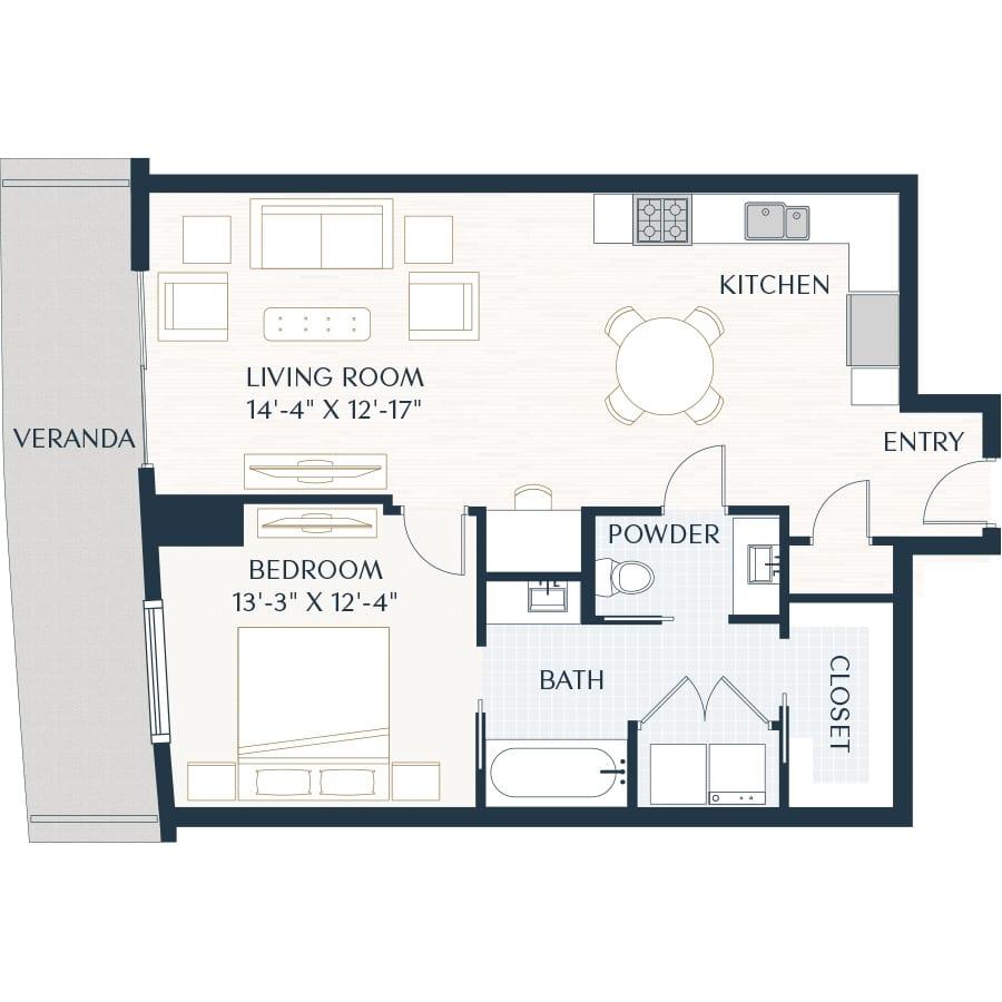 Memorial City Apartments Floor Plans