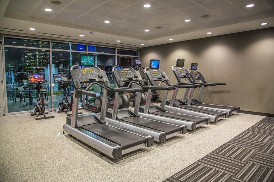 SkyHouse Fitness Center