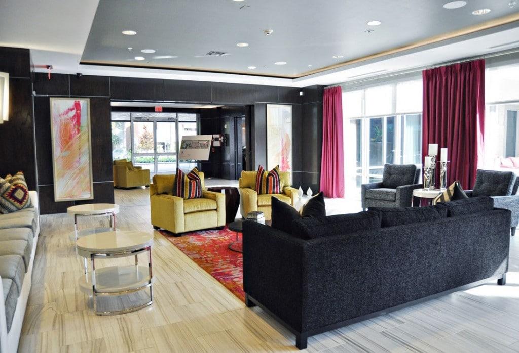 Astor Tanglewood Lobby