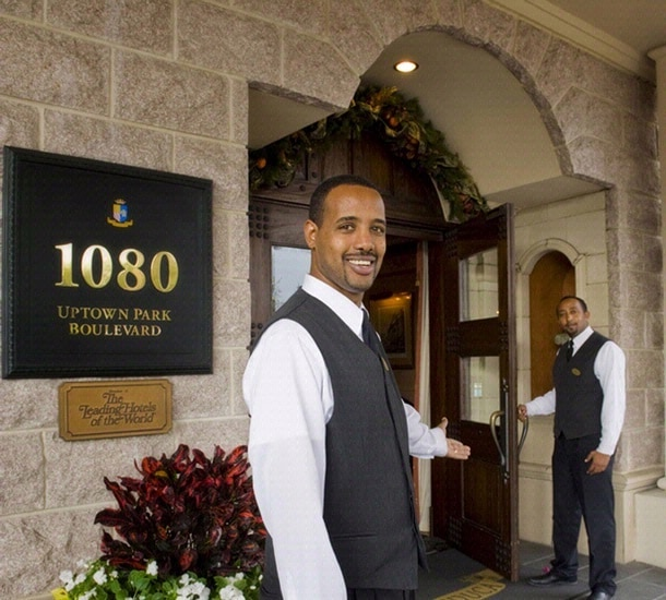 Hotel Granduca Bellmen