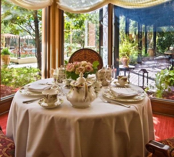 Hotel Granduca Dining