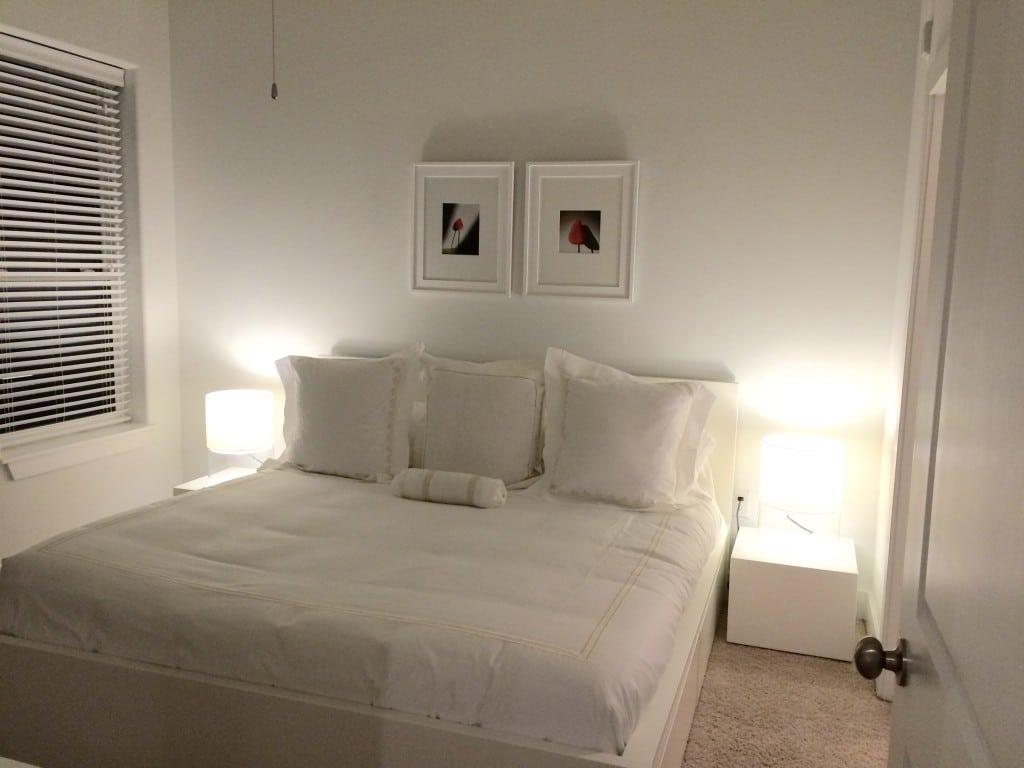 Luxury Short Term Rental Houston Bedroom