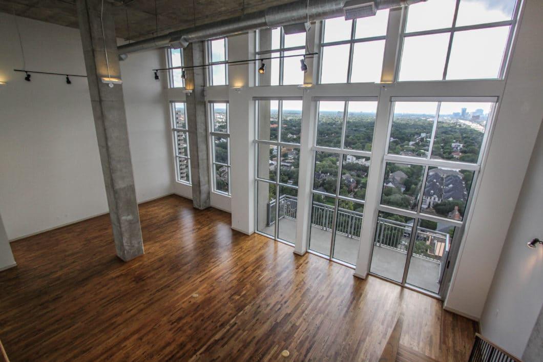 Museum Tower Penthouse Unit 1910 Houston Luxury