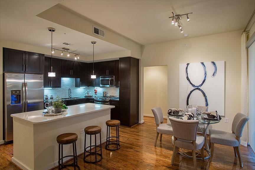 500 Crawford Street Apartments Downtown Houston