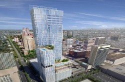 Galleria Hotel and Residences Planned 2