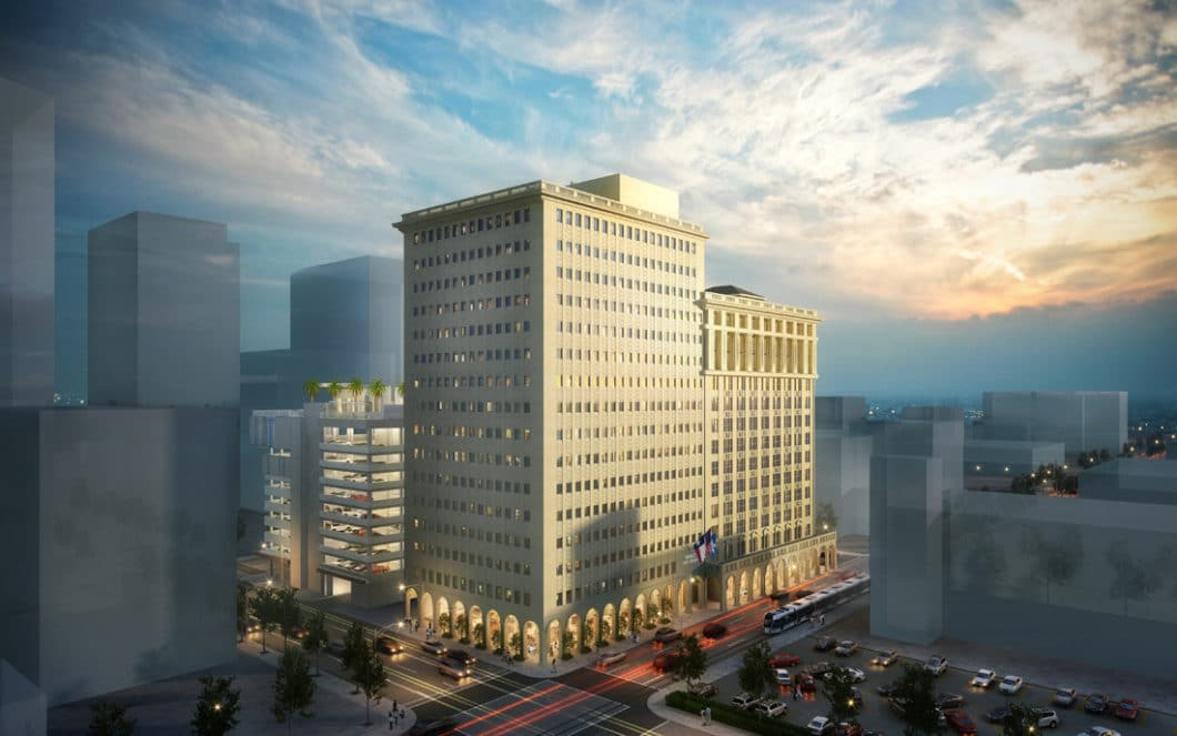 Provident Texaco Star High Rise Apartments