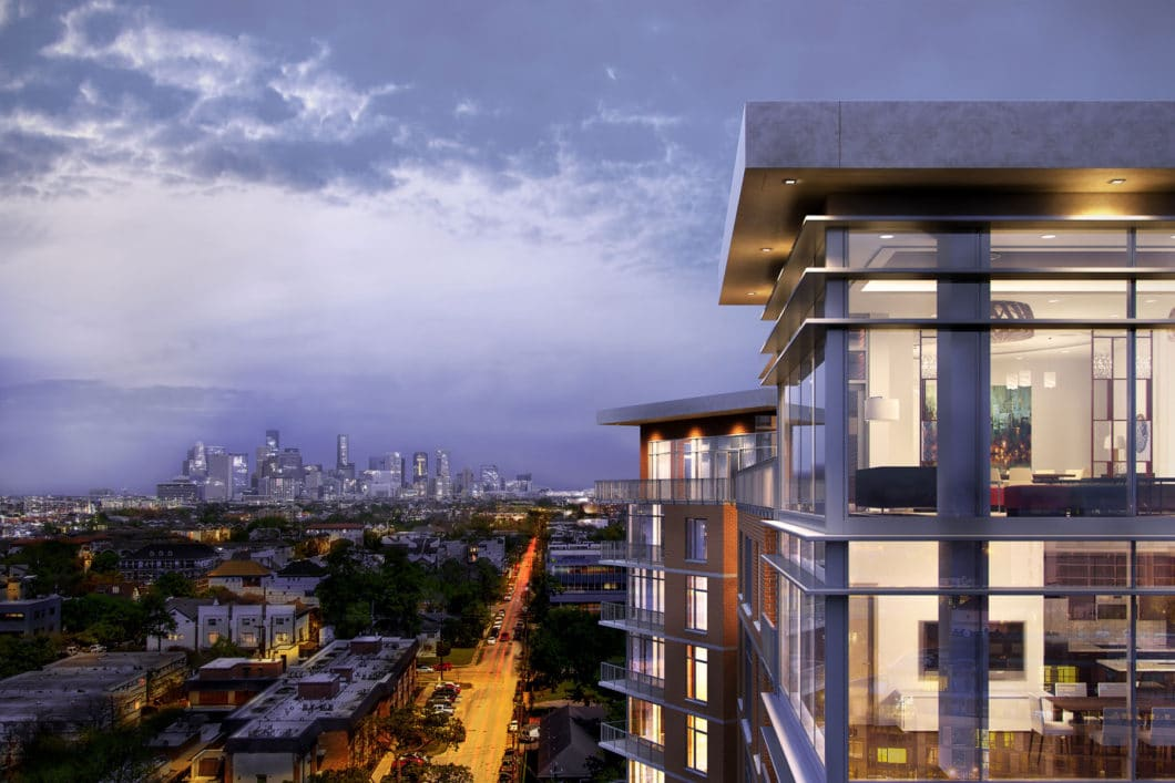 One Hermann Place Luxury Apartments