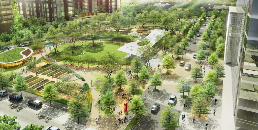 Avenue Grove Mid-Rise Park