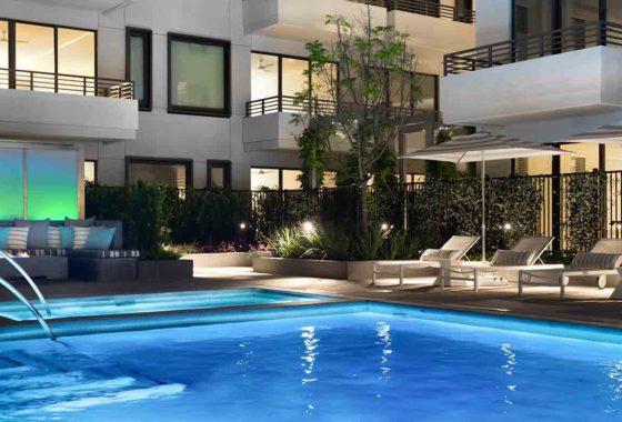 Grey House River Oaks Pool