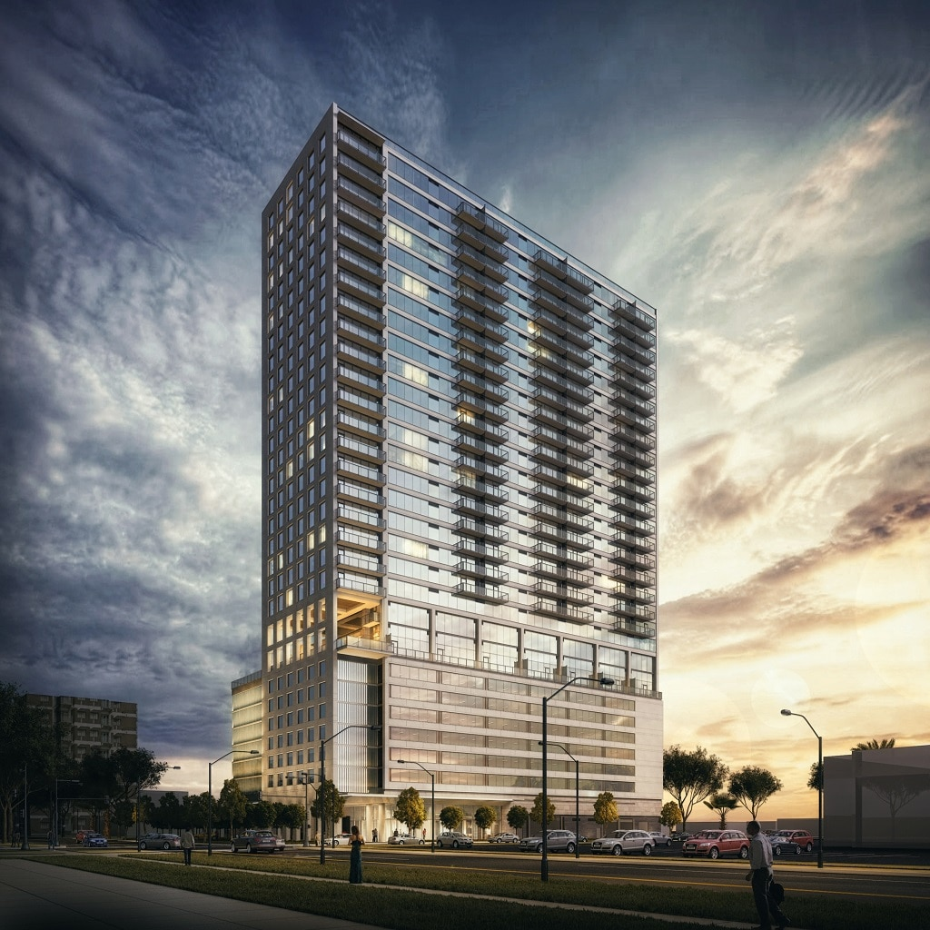 Hanover Montrose Houston Luxury Apartments By Mk