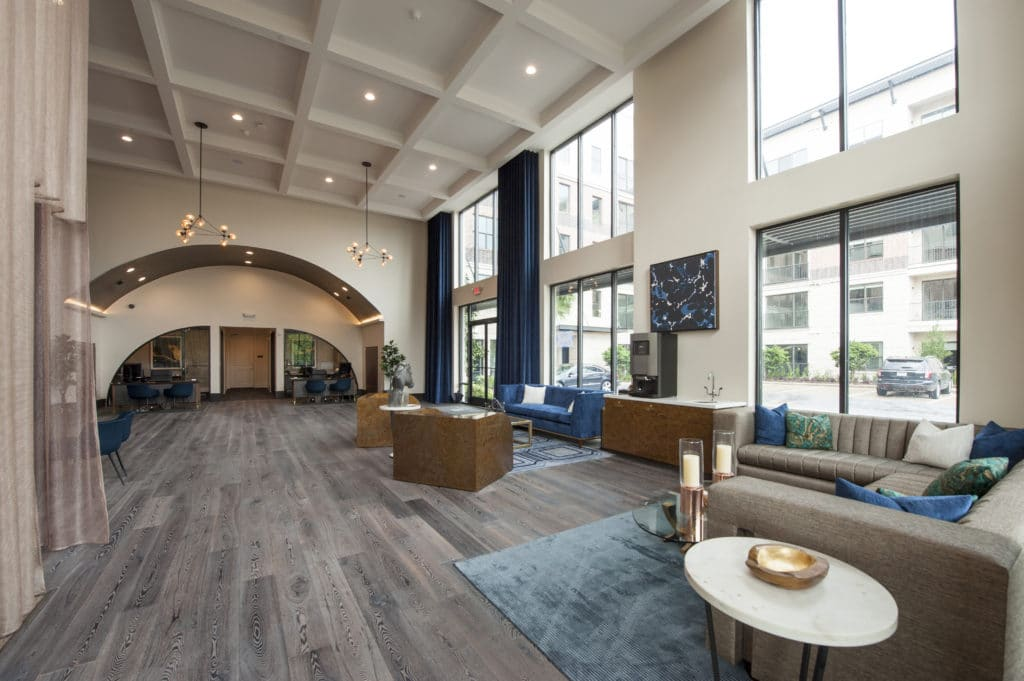 Millennium Kirby Lounge