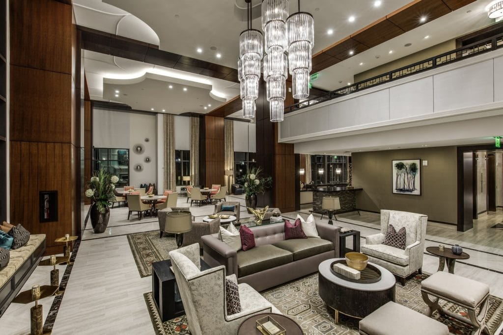 The Carter Penthouse 5 Houston Luxury Apartments By Mk