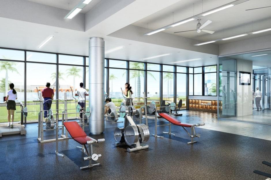 Catalyst High Rise Gym