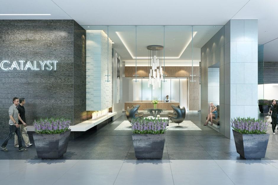 Catalyst High Rise Interior