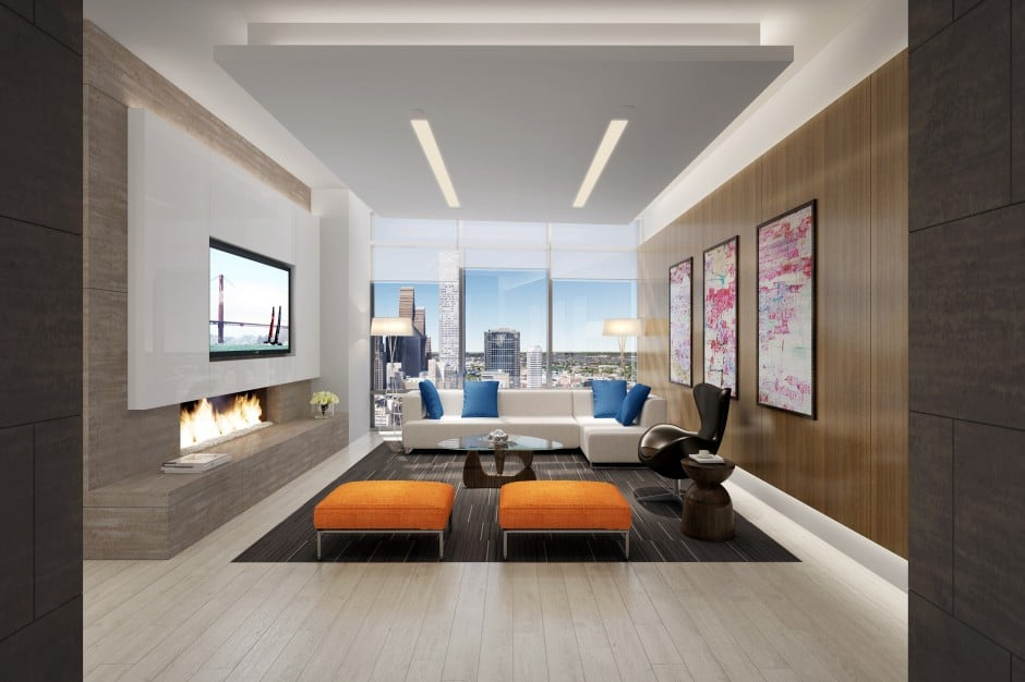 The Catalyst High Rise Houston Luxury Apartments By Mk