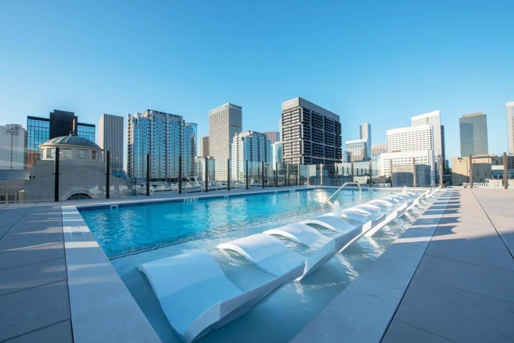 Houston High Rise 5053a Houston Luxury Apartments