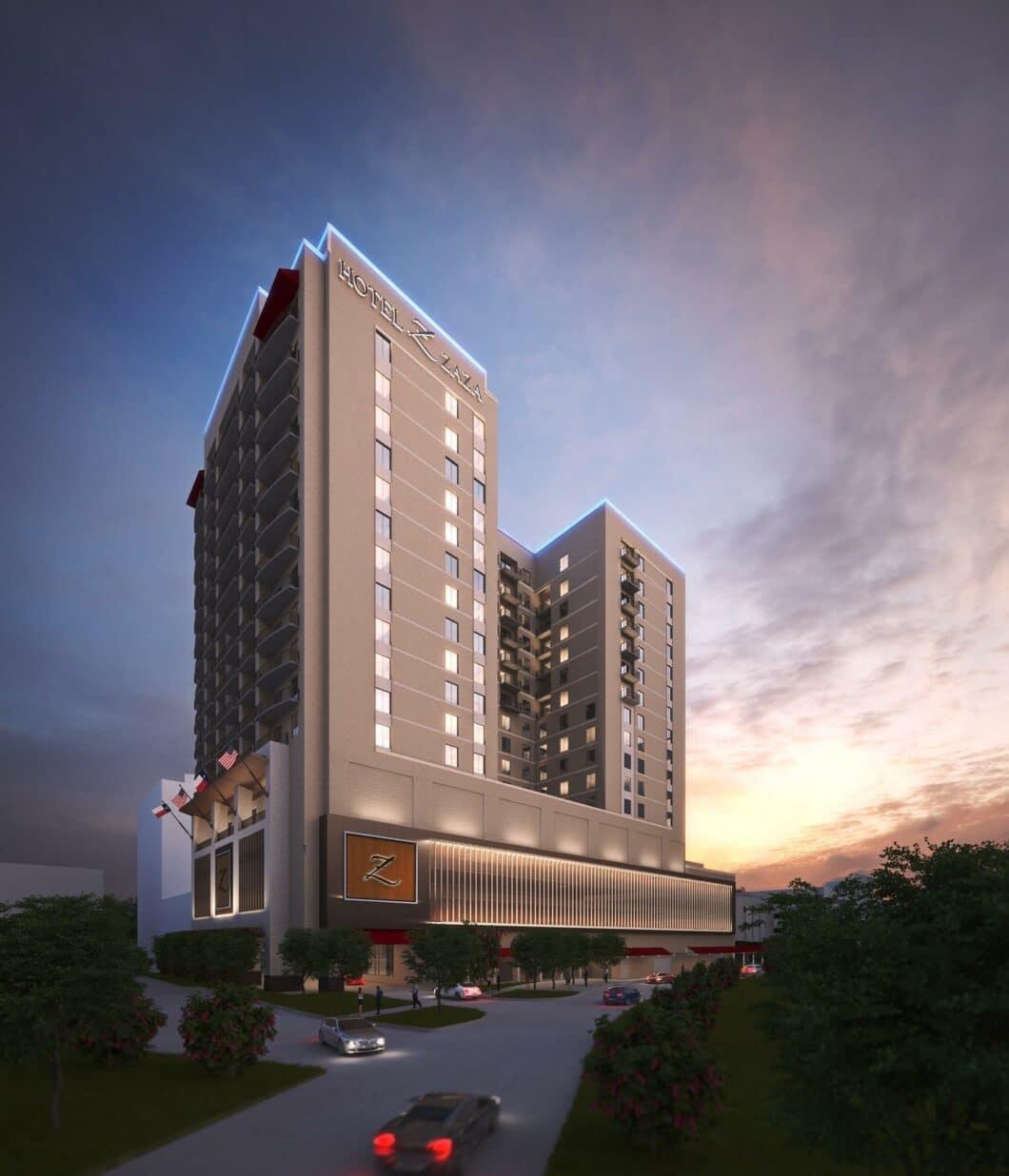 The McCarthy Apartments and Hotel ZaZa